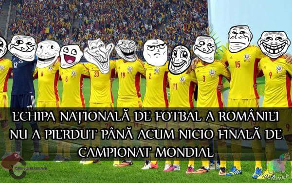 Cea mai tare nationala de footbal
